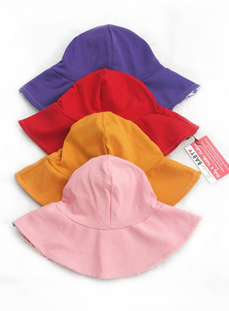 Image of Summer Floppy Hat - Solid Colors