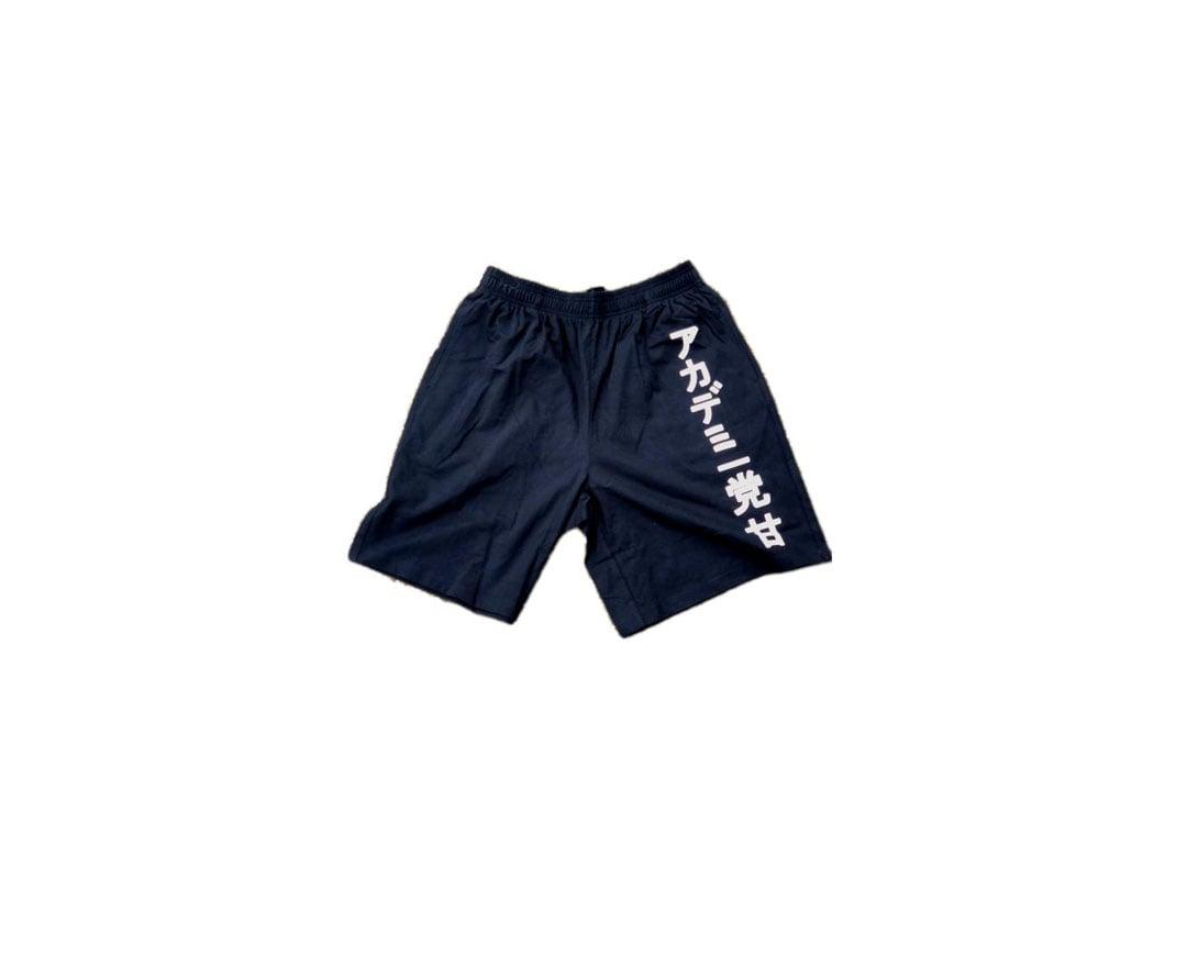 Image of STA Little Tokyo Khaki Short Black