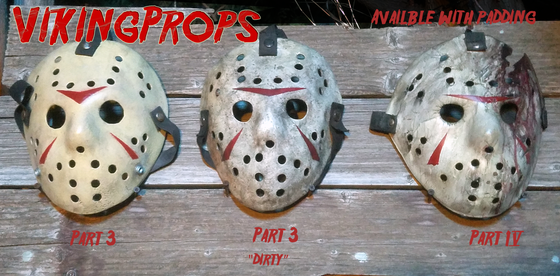 Image of FRIDAY THE 13TH MASKS
