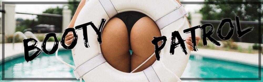 Image of Booty Patrol 2.0 Slap Sticker
