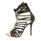Image of PRE-OWNED: Giuseppe Zanotti Caged Heels