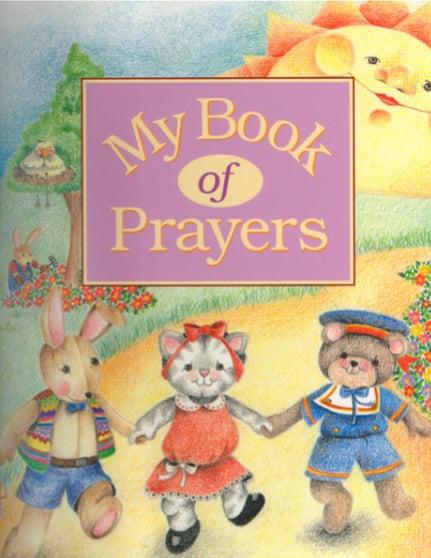 Image of My Book of Prayers