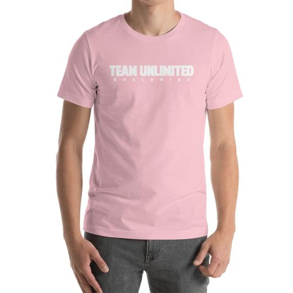 Image of Logo Tee Pink