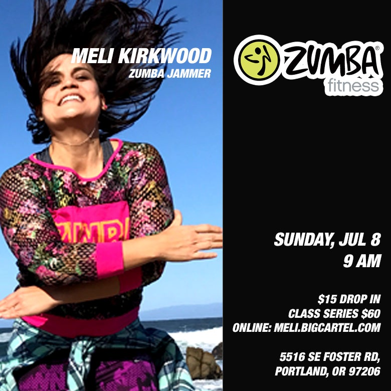 Image of JULY 8: Zumba