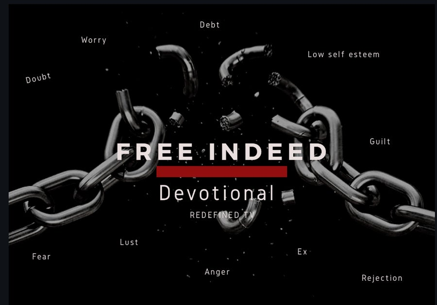 Image of Free Indeed Devotional