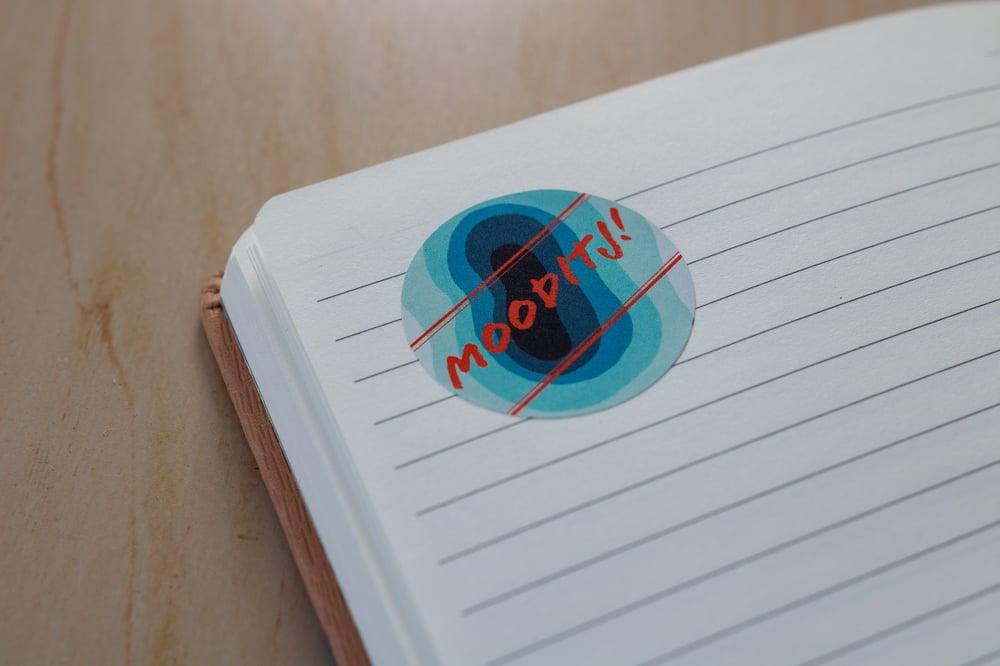 Image of Mooditj stickers