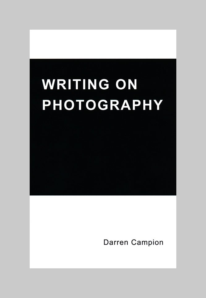 Image of Writing on Photography - Volume 1