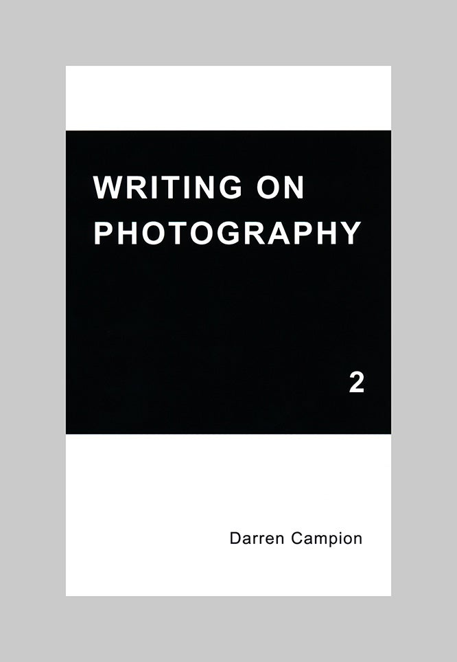 Image of Writing on Photography - Volume 2