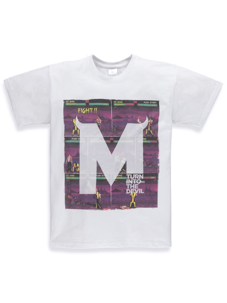 Image of Turn Into the Devil MK Tee