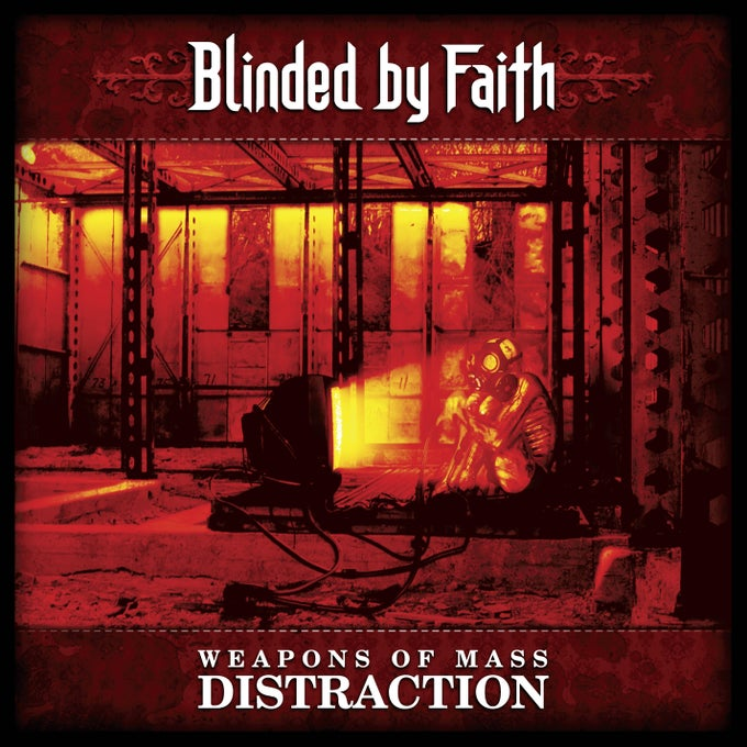 Image of BLINDED BY FAITH - Ordoxe - KATAPLEXIS - Point Blank Rage - L'ESPRIT DU CLAN etc