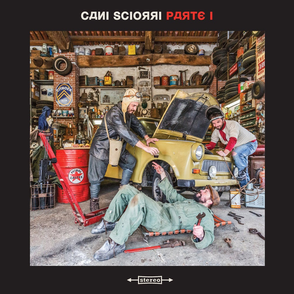 """Image of Cani Sciorri """"Parte I"""""""