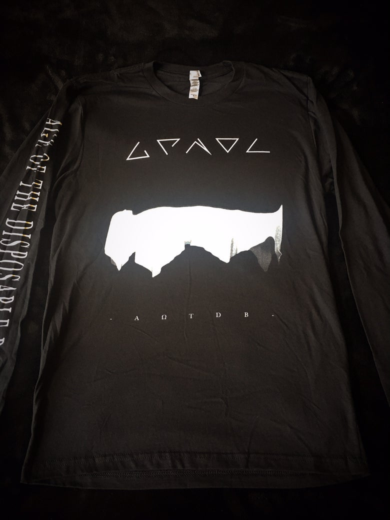 "Image of Longsleeve - Grendel ""Age Of The Disposable Body"" (LAST REMAINING STOCK - RARE!)"