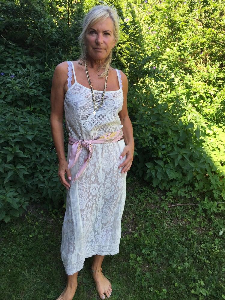 Image of Crochet dress