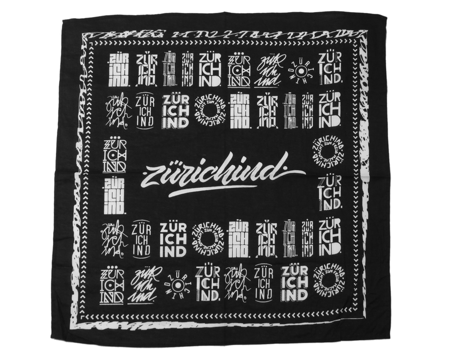 Image of ZÜRICHIND XI - Bandana