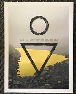 Image of Mastodon Chicago 2018 poster