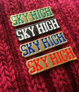 Image of SKY HIGH PINS