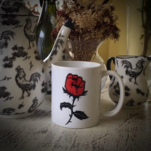 Image of RoseFist Coffee Mug
