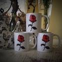 RoseFist Coffee Mug