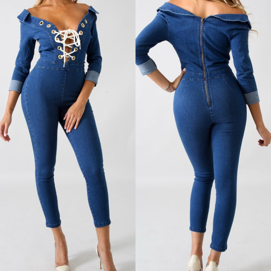 Image of Lauren jumpsuit