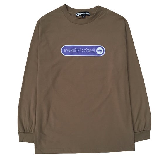 "Image of ""Addict"" L/S (Safari Green)"