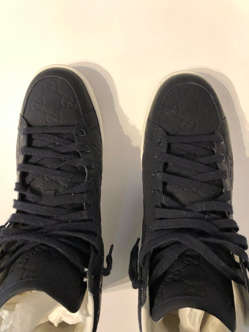 Image of GUCCI MONOGRAM SNEAKER