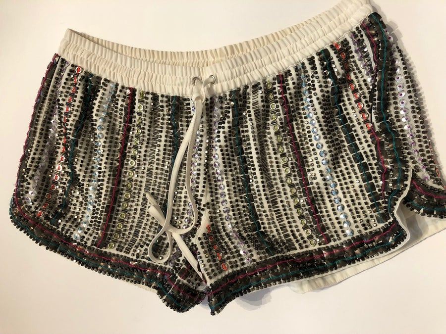 Image of PARKER EMBELLISHED SHORT