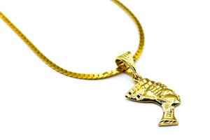 Image of Queen Nefertiti Chain - Thin