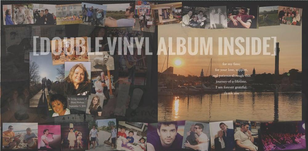 """Vinyl """"not the end of me"""" - Double Vinyl LP"""
