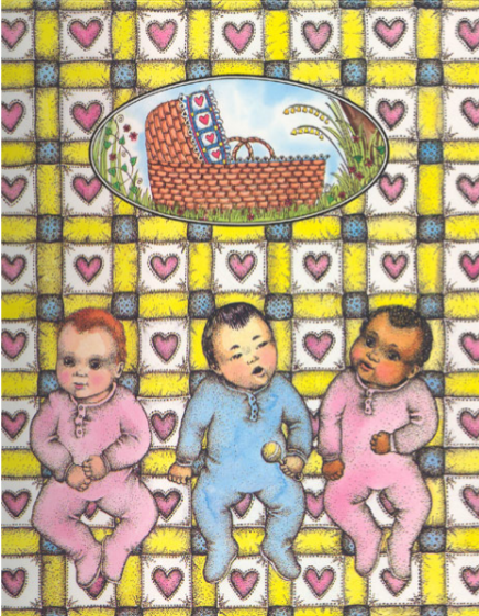 Image of Baby's Create A Book
