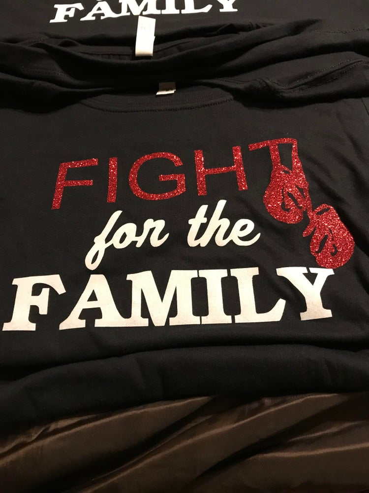 Image of Fight 4 the Family - Glitter