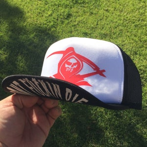 Image of DFD Reaper Trucker Hat