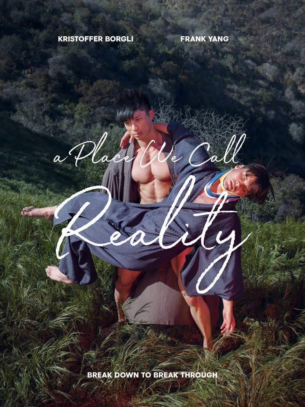 "Image of ""A Place We Call Reality"" movie poster — 100x70 cm / 39,5x27,5 inches"