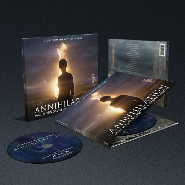Image of Annihilation (Original Motion Picture Soundtrack) Geoff Barrow & Ben Salisbury