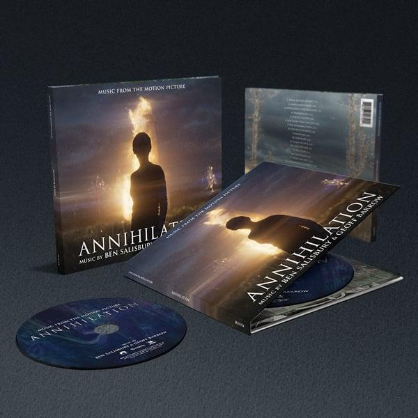 Image of Annihilation (Original Motion Picture Soundtrack) Geoff Barrow & Ben Salisbury