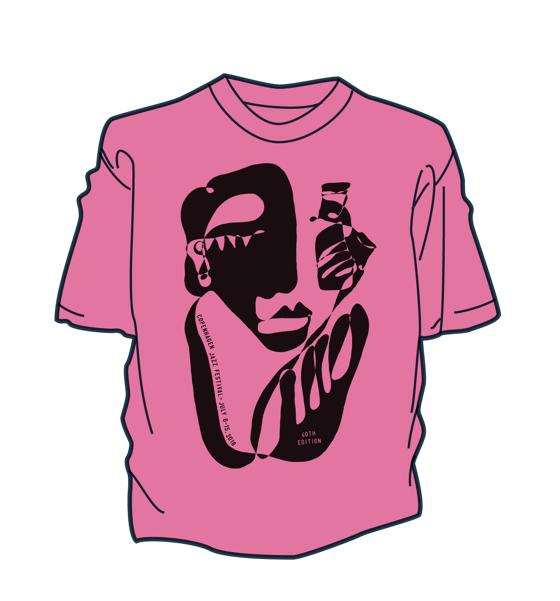 Image of Kids T-Shirt – Copenhagen Jazz Festival 2018 (ships again from August 21st)