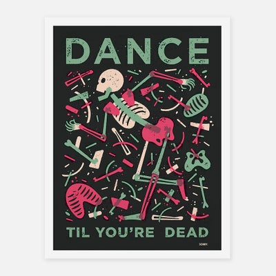 DANCE TIL YOU'RE DEAD - Sorry.