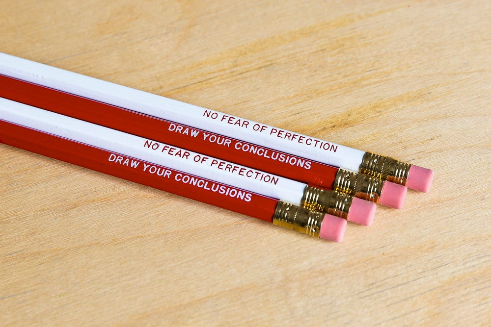 Image of Thougthful Pencils
