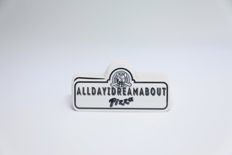 Image of Adidap Pizza Sticker