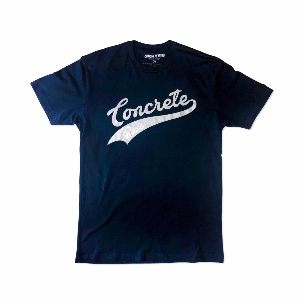 Image of Tough Times Don't Last T Shirt- Blue