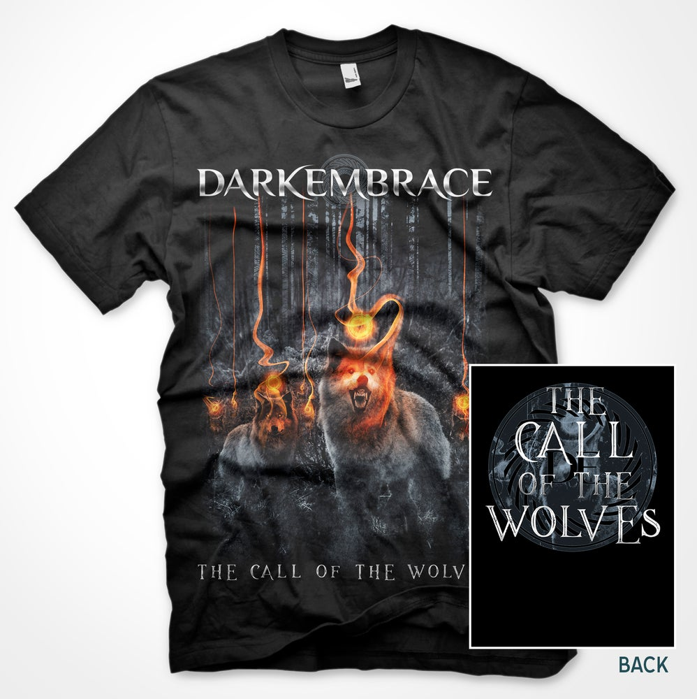 Image of The Call of the Wolves t-shirt