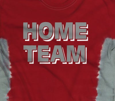 Image of HOME TEAM Crimson & Gray
