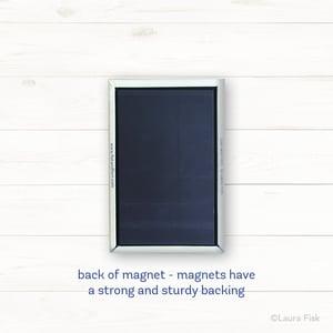 Image of Salt N Pepper Fridge Magnet