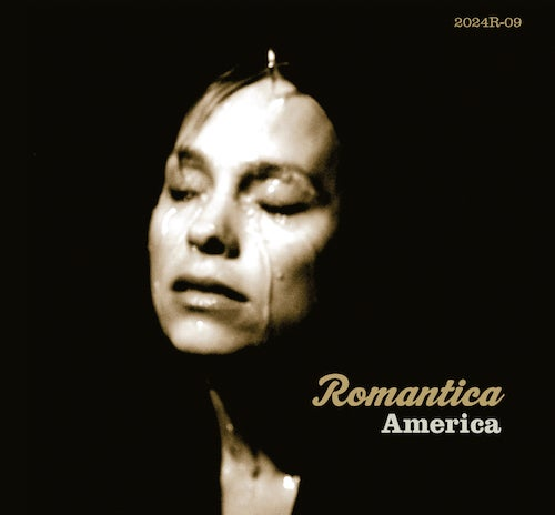 Image of ROMANTICA AMERICA - SIGNED CD