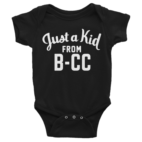 Image of A Kid From B-CC Shirt (Maroon or Black)