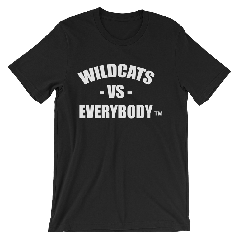 Image of Wildcats -VS- Everybody (Maroon or Black)