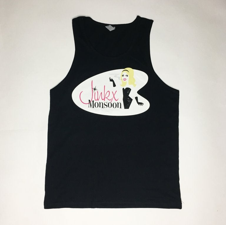 Image of SALE - Jinkx Black T-shirt & Tank Top