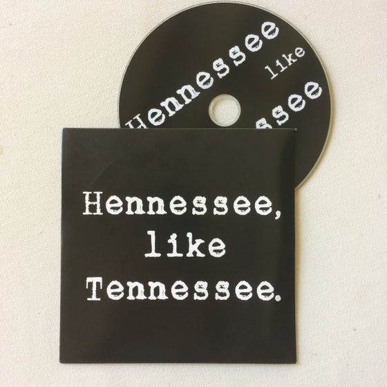 Image of Hennessee Like Tennessee CD