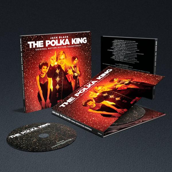 Image of The Polka King (Original Motion Picture Soundtrack) CD  - Jack Black