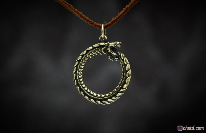 OUROBOROS :: Serpent Eating its Own Tail
