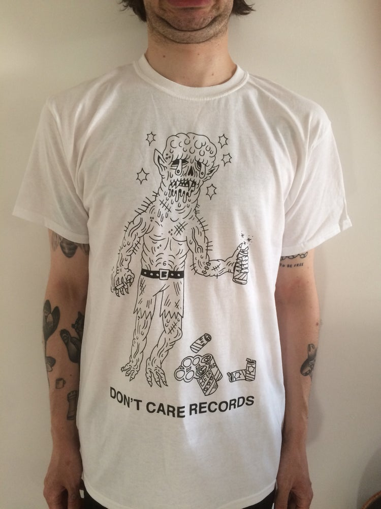 Image of Dont Care Tees